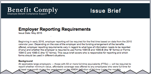 Resources benefit comply sample resources compalertsample issuebriefsample pronofoot35fo Gallery